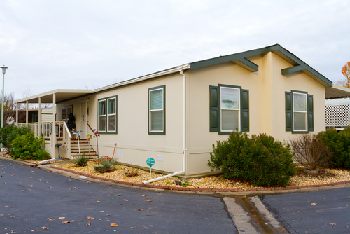 Securing Manufactured Homes Insurance